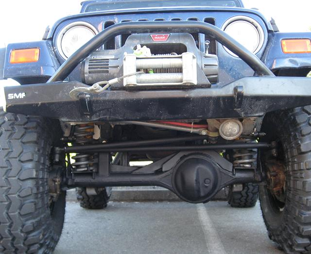 Toyota Axles in a Jeep - Page 2 - Pirate4x4 Com : 4x4 and Off-Road Forum