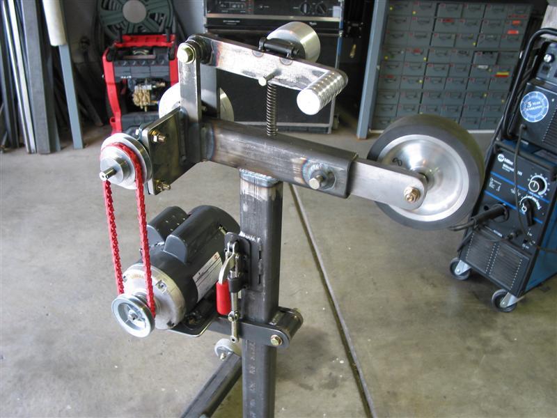 DIY Belt Sander Plans Plans Free