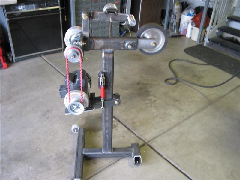 Plans For Building Your Own Belt Sander Pirate4x4 Com