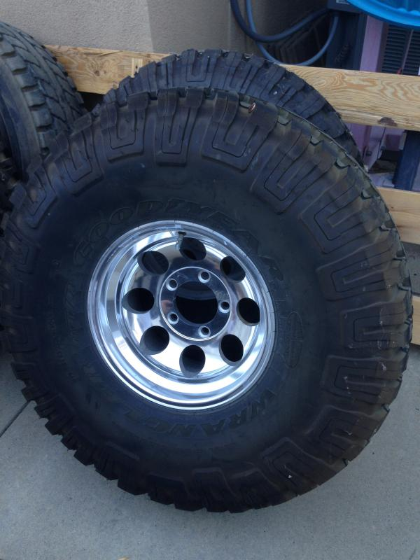 goodyear mtr tires on eagle alloy wheels 5on5 5 lug pirate4x4 com 4x4 and off. Black Bedroom Furniture Sets. Home Design Ideas