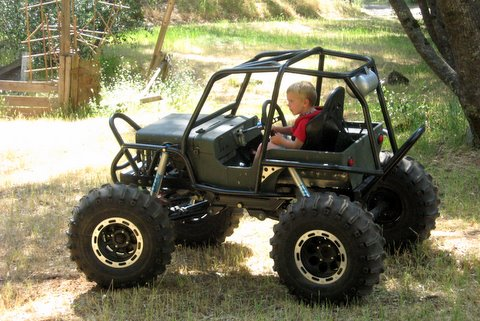 Rzr Bouncer For Sale >> Mini jeep steel body 1/2 scale willies - Pirate4x4.Com : 4x4 and Off-Road Forum