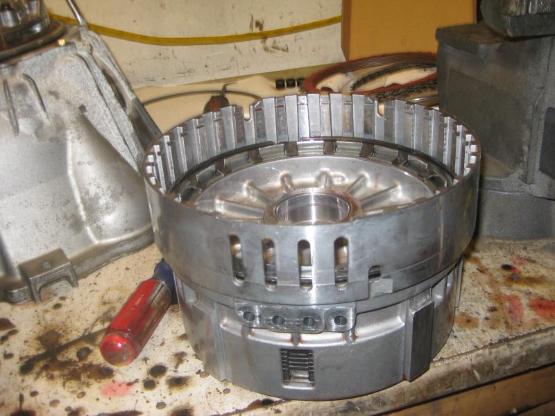 How To Rebuild a 6L80 Transmission With Optional Upgrades
