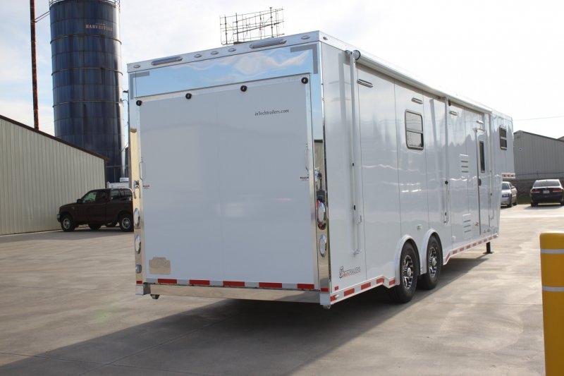 Enclosed Trailer Vs Truck Camper On Gooseneck