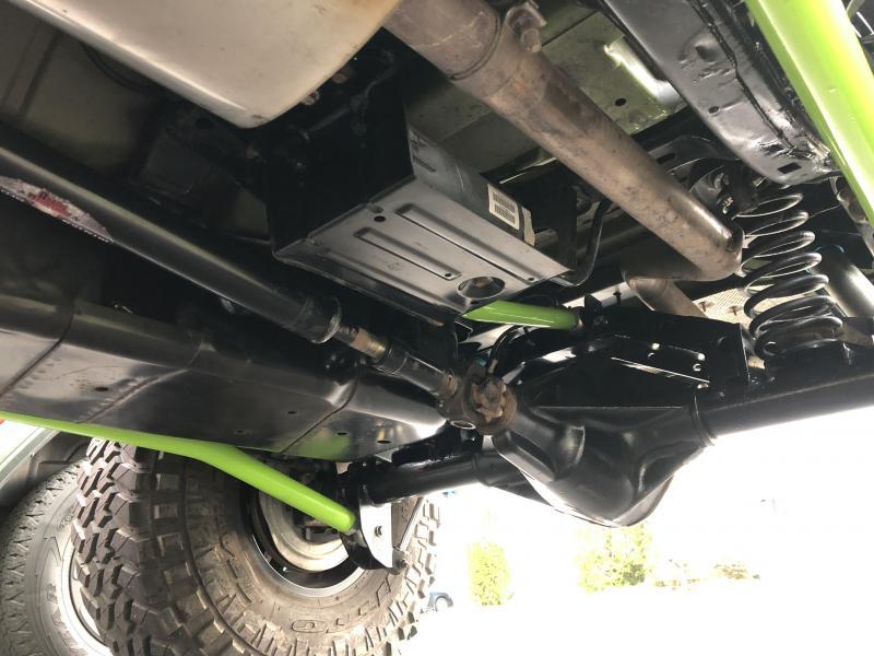 2012 Jeep JK Ripp XL Supercharged 325rwhp, Dynatrac 60s