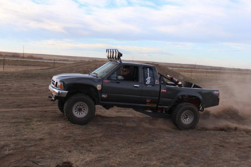 1993 Toyota Extra Cab 4x4 Off Road Race Truck Prerunner Baja
