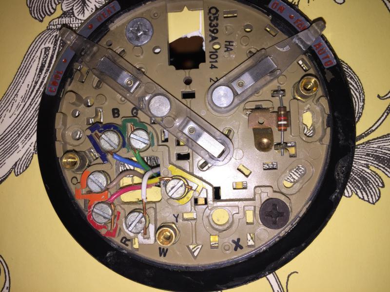 Hvac Peeps - Thermostat Wiring