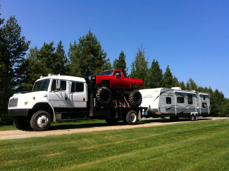 Show us your Big Rigs! - Pirate4x4 Com : 4x4 and Off-Road Forum