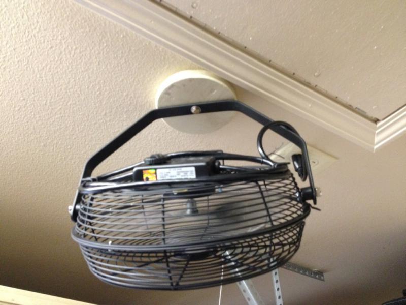 Garage Cooling Amp Ventilation System Pirate4x4 Com 4x4
