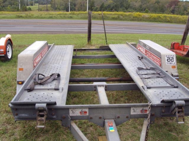 Can A Uhaul Cargo Van Tow A Car