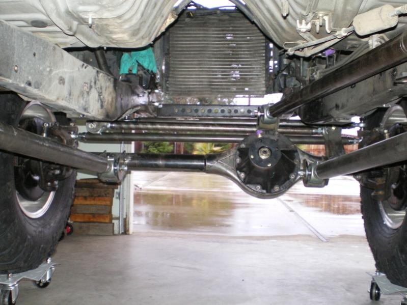 1995 4Runner 3 Link Front and Rear Build - Pirate4x4.Com ...