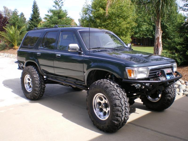 1995 4runner 3 Link Front And Rear Build Page 3