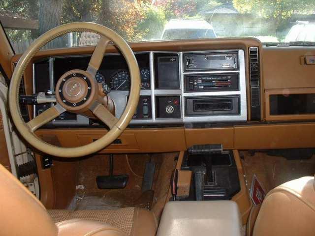 86 Jeep Cherokee Laredo 4x4 Ncal 500 Pirate4x4 Com