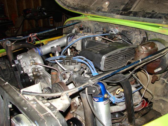 totw ford  engine swaps page  piratexcom    road forum
