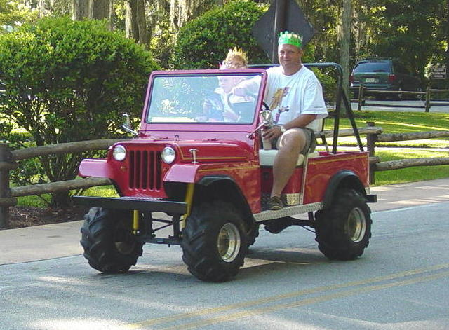 Jeep Body Kits For Golf Carts