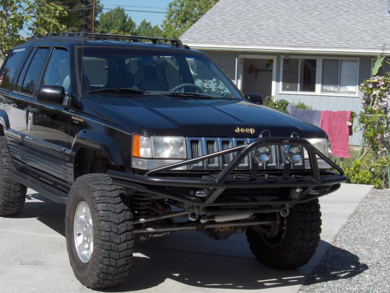 F/S Or Trade..95 Jeep Grand Cherokee So Cal   Pirate4x4.Com : 4x4 And  Off Road Forum