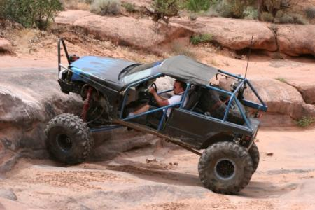 Rock Buggy Grand Cherokee Built For Trade Pirate4x4 Com 4x4 And