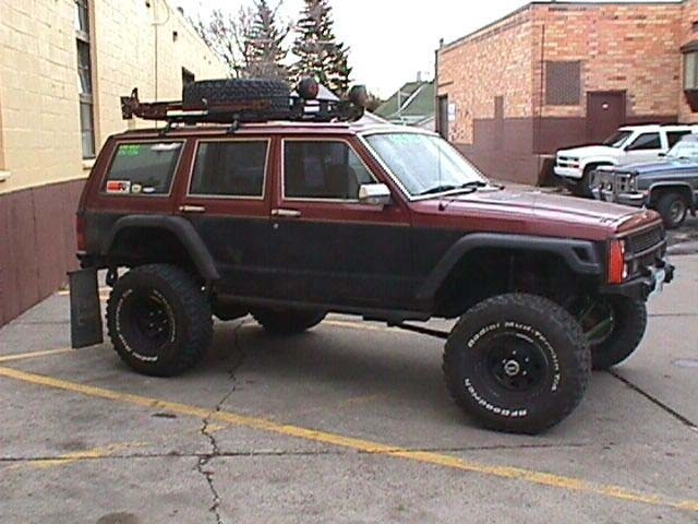 Ford Rock Crawler http://www.pirate4x4.com/forum/vehicles-trailers-sale/178554-1986-xj-d44-ford-9-rock-crawler-montana.html