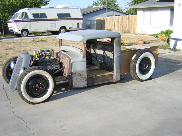 Pbb Rat Rod Build Up Page 4 Pirate4x4 Com 4x4 And Off Road Forum