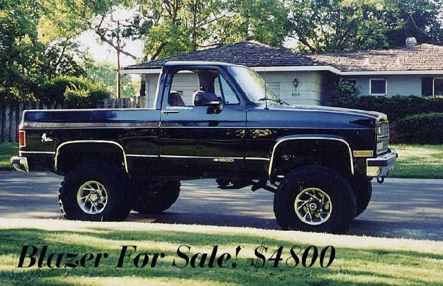 Lifted 90 K5 Blazer Pirate4x4 Com 4x4 And Off Road Forum