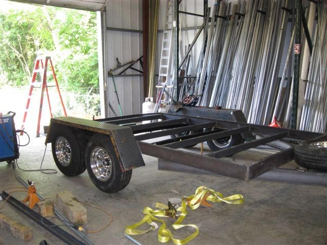 4 Quot Square Tube For Trailer Frame Pirate4x4 Com 4x4 And