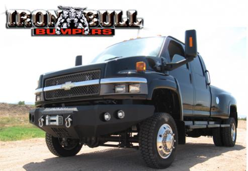 4x4 Iron Bumpers http://www.pirate4x4.com/forum/body-armor/773573-all-iron-bull-bumpers-special.html
