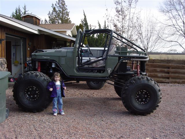 Tube Bed Pics Not A Flat Bed Pirate4x4 Com 4x4 And