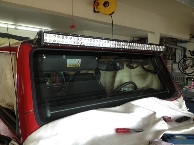 50 cree led light bar 27000 lumens pirate4x4 4x4 and off attached images aloadofball Image collections