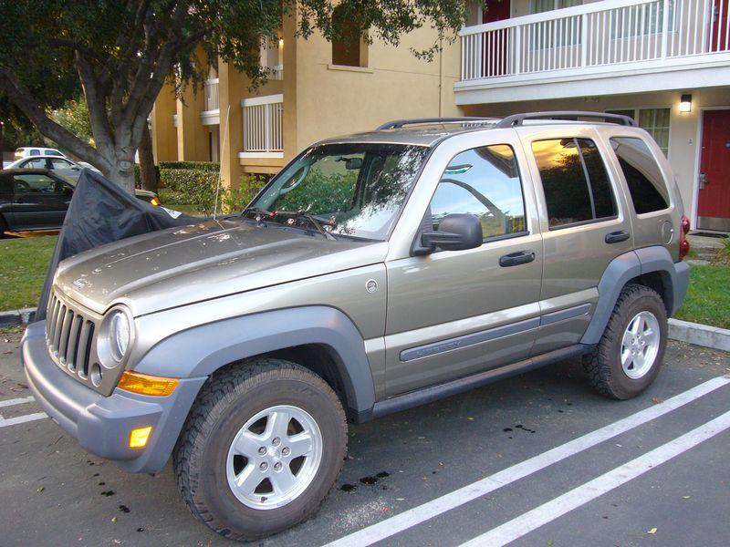 2006 jeep liberty sport crd bay area ca pirate4x4 com. Black Bedroom Furniture Sets. Home Design Ideas