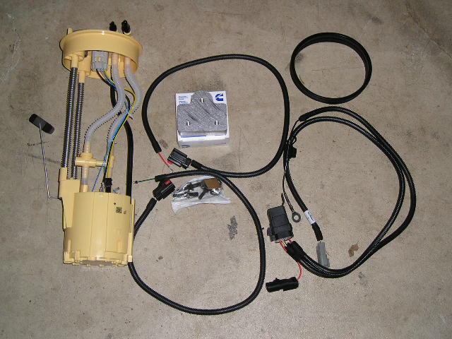 D Dodge Lift Pump Conversion Lift Pump Conversion
