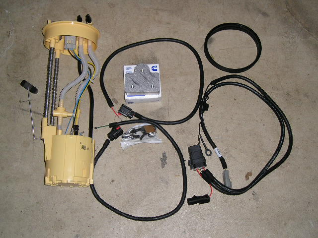 Dodge Lift Pump Conversion - Pirate4x4 Com : 4x4 and Off