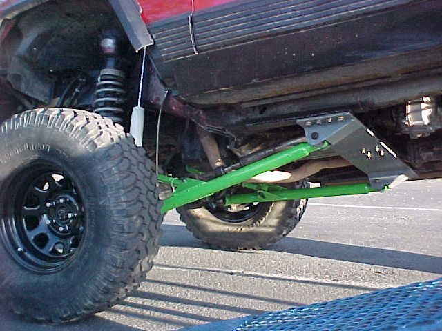 Custom Cherokee Xj >> Custom Xj Front Long Arm... - Pirate4x4.Com : 4x4 and Off-Road Forum