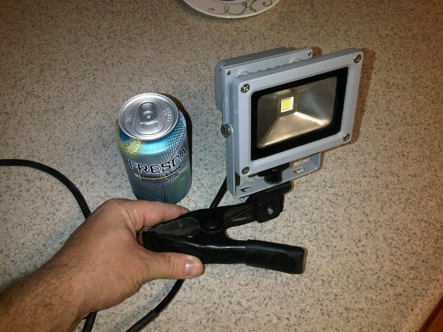 Led Clamp On Worklight Pirate4x4 Com 4x4 And Off Road Forum