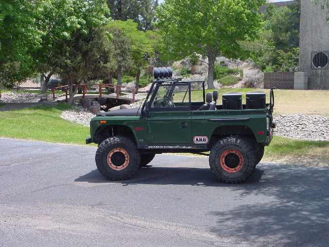 Defender suspension lift/Upgrades - Land Rover Technical Archive ...