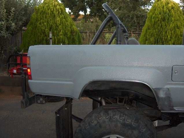 Rhino Truck Bed Liner >> Bed liner as truck paint - Pirate4x4.Com : 4x4 and Off-Road Forum