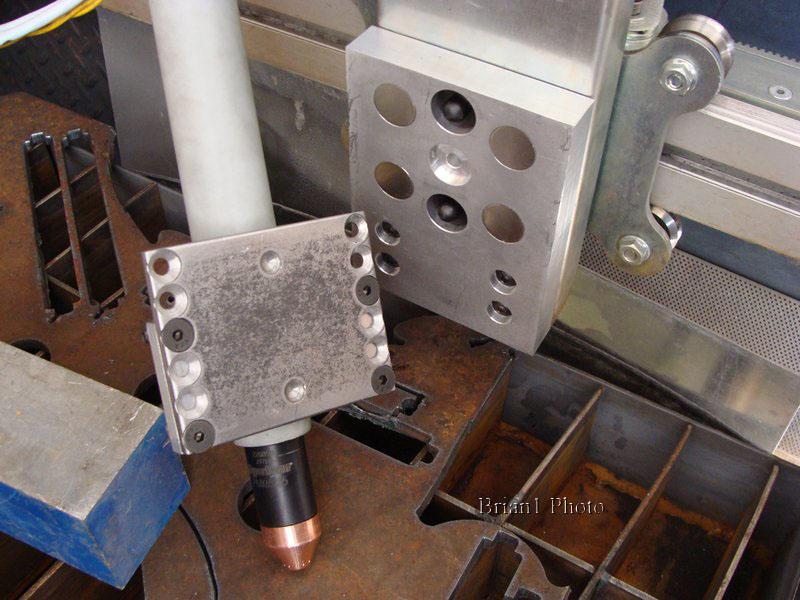 Magnetic CNC Plasma Torch Breakaway Build - Pirate4x4 Com