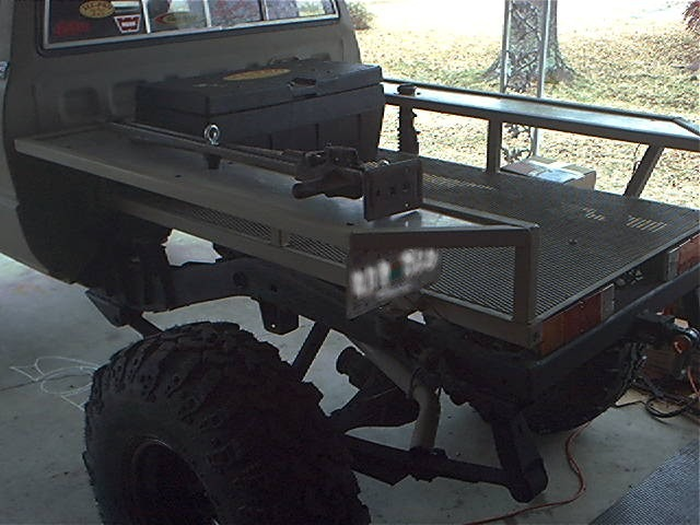 flat bed near complete, need help wiring lights - pirate4x4 com : 4x4 and  off-road forum