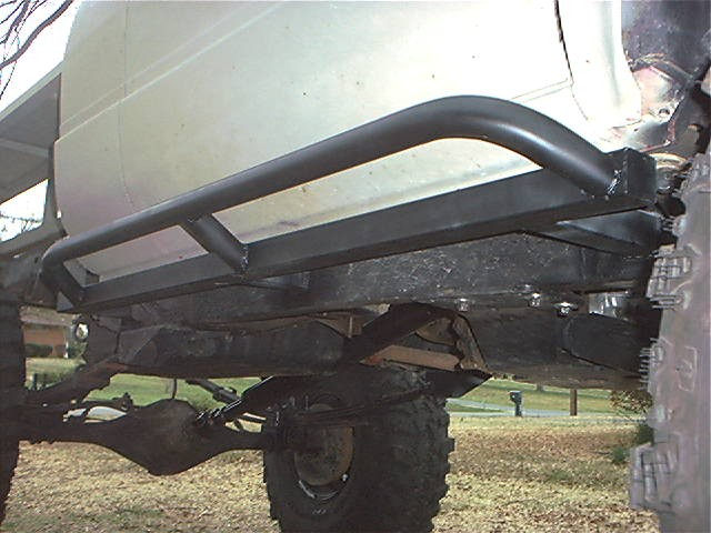 Rock Sliders Thread Pirate4x4 Com 4x4 And Off Road Forum