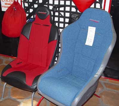 Kirkey Seats, Opinions? - Pirate4x4 Com : 4x4 and Off-Road Forum