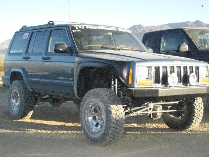cherokee pre runner fiberglass pirate4x4 4x4 and off road forum Jeep PreRunner