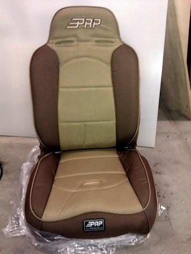 New PRP Recliner Suspension Seat Special! - Pirate4x4 Com