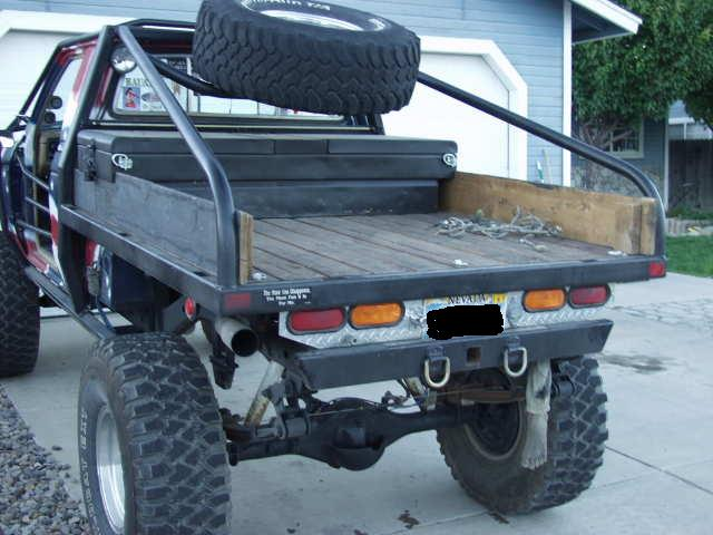My Flat Bed Build - Page 2 - Pirate4x4.Com : 4x4 and Off-Road Forum