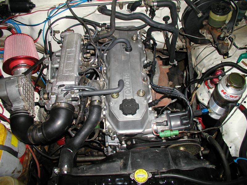 D Looking Some Pictures Assembled Re Motor on Toyota 22re Vacuum Hose Diagram
