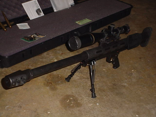 Lar Grizzly 50bmg Sniper Rifle Pirate4x4com 4x4 And Off Road