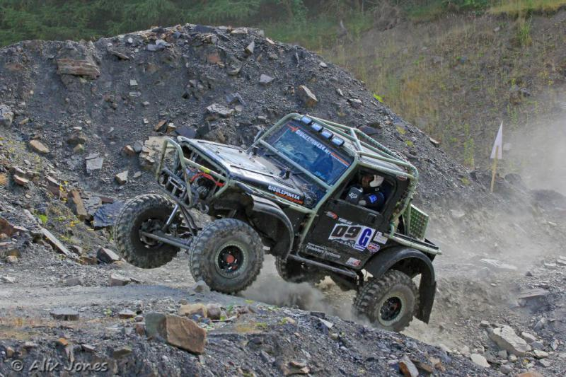 Jeep Wrangler Tj Build >> A Jeep Wrangler TJ build for Ultra 4 Europe Modified class - Pirate4x4.Com : 4x4 and Off-Road Forum