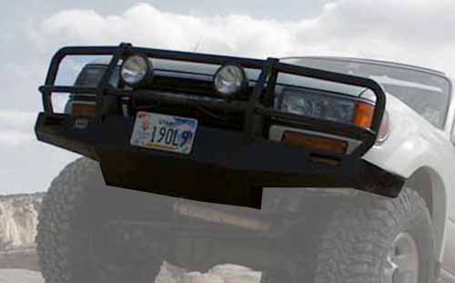 Hacking an ARB Front Bumper - Pirate4x4 Com : 4x4 and Off