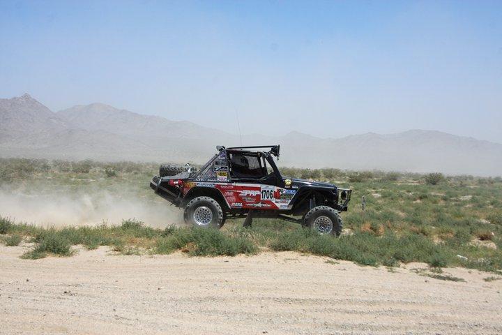 Late ORAF 500 Dust Junkies Racing Jeepspeed report.