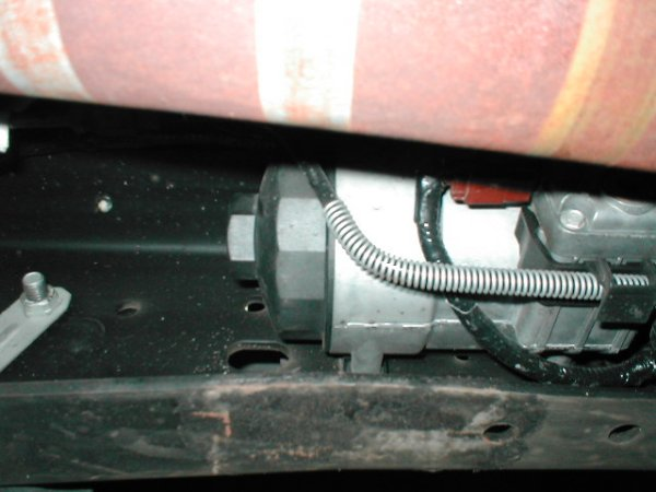 6 0 Power Stroke Fuel Filter Change writeup Pirate4x4