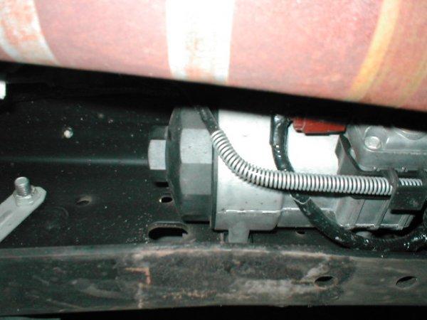 6 0 Power Stroke Fuel Filter Change  Writeup