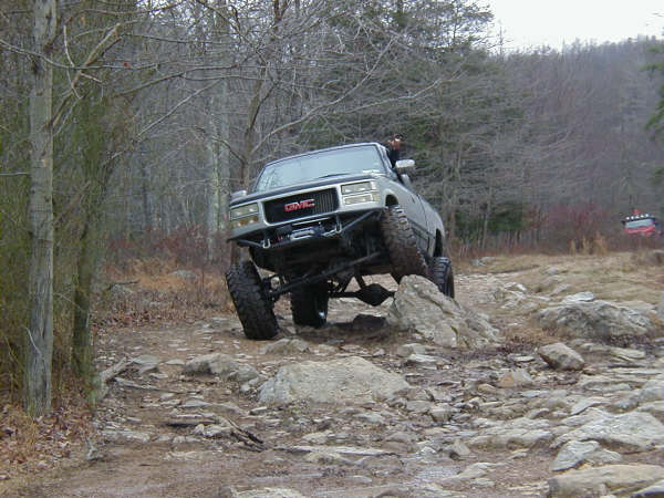 Solid Axle Swap 1990 S 1500 Pickups Pirate 4x4