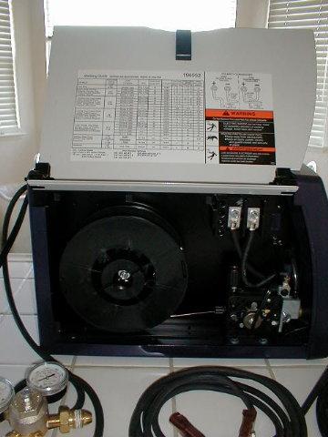 Hobart Handler 135 Mig Welder - Pirate4x4.Com : 4x4 and ...
